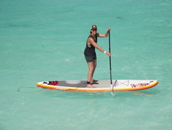 Hideaway  sitio de stand up paddle / paddle surf en Tanzania