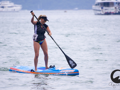 Sai Kung paddle board spot in Hong Kong SAR China