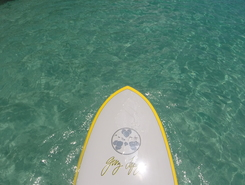 SupArraial paddle board spot in Brazil