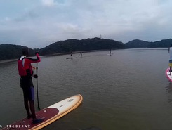 SUPORTE - Billings Country Club - Represa Billings spot de stand up paddle en Brésil