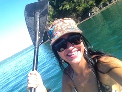 Playa Panama sitio de stand up paddle / paddle surf en Costa Rica