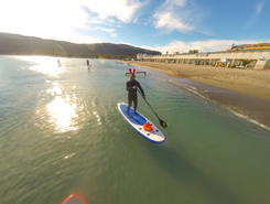 Spiaggia del Poetto  sitio de stand up paddle / paddle surf en Italia