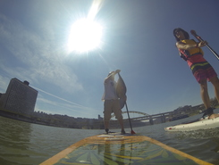SUP3Rivers spot de SUP em Estados Unidos