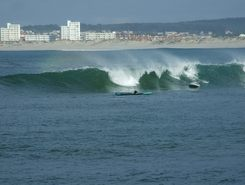 Gamboa sitio de stand up paddle / paddle surf en Portugal