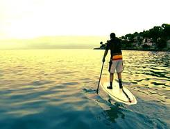 Solenzara  / Cap Martin paddle board spot in France