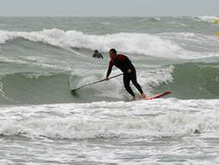 Rive Droite spot de stand up paddle en France