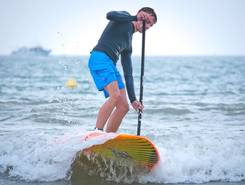 Wimereux spot de stand up paddle en France