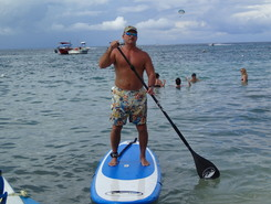 Cozumel spot de stand up paddle en Mexique