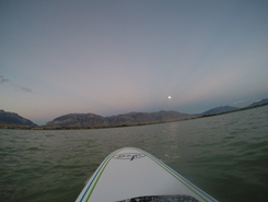 Utah Lake ~ State Marina  paddle board spot in United States