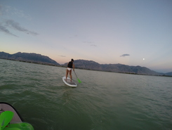 Utah Lake ~ State Marina  spot de stand up paddle en États-Unis