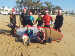 Marina spot de stand up paddle en Portugal
