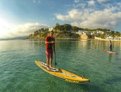 El Portet (Moraira) paddle board spot in Spain
