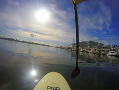 Mother's Beach paddle board spot in United States