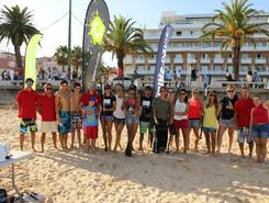 cascais sitio de stand up paddle / paddle surf en Portugal