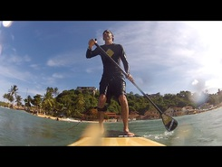Porto BF sitio de stand up paddle / paddle surf en Brasil