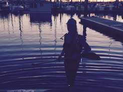 Oceanside Harbor & Pier, CA paddle board spot in United States
