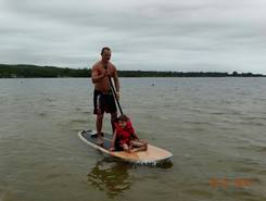 Lagoa dos Esteves sitio de stand up paddle / paddle surf en Brasil