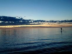 Henley Beach sitio de stand up paddle / paddle surf en Australia