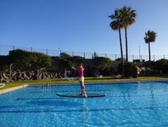 11 holiday homes paddle board spot in Spain