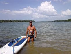 belém  sitio de stand up paddle / paddle surf en Brasil