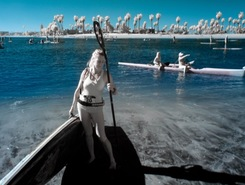 Mission Bay spot de stand up paddle en États-Unis