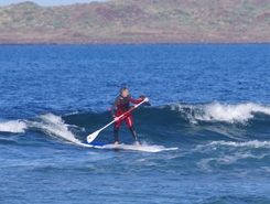 rocky point sitio de stand up paddle / paddle surf en España