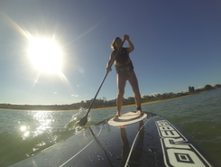 Manguinhos sitio de stand up paddle / paddle surf en Brasil