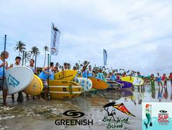 Jericoacoara sitio de stand up paddle / paddle surf en Brasil