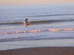 escardines spot de stand up paddle en France