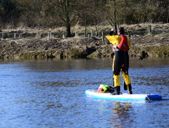 River Coquet - Warkworth spot de stand up paddle en Royaume-Uni