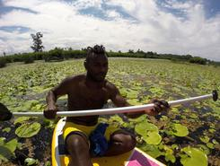 Vatthe Conservation Area Swamp, Matantas, Big Bay spot de stand up paddle en Vanuatu