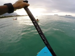 Posto 3 1/2 spot de stand up paddle en Brésil