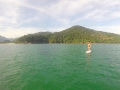 Camburi sitio de stand up paddle / paddle surf en Brasil