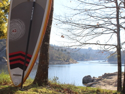 Carregal do Sal paddle board spot in Portugal