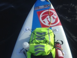 Loch Doon North sitio de stand up paddle / paddle surf en Reino Unido