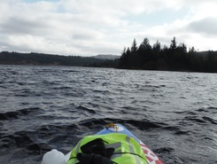 Loch Bradan - West spot de stand up paddle en Royaume-Uni