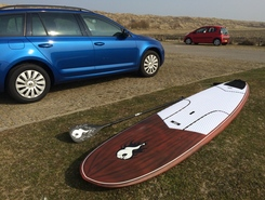 Ouddorp spot de stand up paddle en Pays-Bas