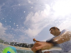 Secreto spot de stand up paddle en Brésil