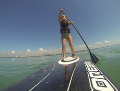 PRAIA DA BALEIA paddle board spot in Brazil