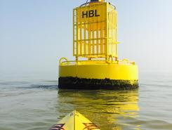 Staketsel spot de stand up paddle en Belgique