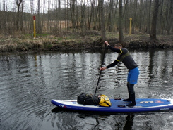 Motzen Lake to Berlin spot de stand up paddle en Allemagne
