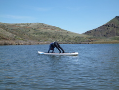 Black Canyon Reservoir spot de SUP em Estados Unidos