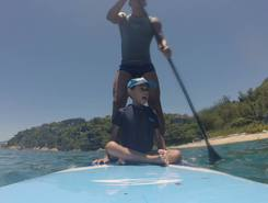 Mangaratiba sitio de stand up paddle / paddle surf en Brasil