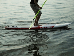 Dusia sitio de stand up paddle / paddle surf en Lituania