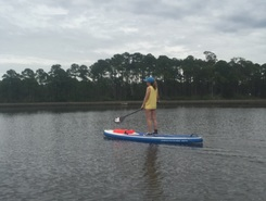 Hogtown Bayou, Santa Rosa Beach, FL spot de stand up paddle en États-Unis