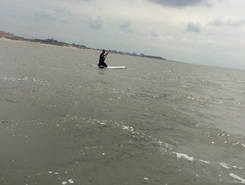 Berck sur mer spot de stand up paddle en France
