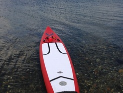 Beckerwerft (Becker's Shipyard) paddle board spot in Germany
