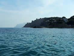 Moraira, Marjal del Senillar paddle board spot in Spain