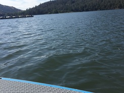 Del Valle 5 paddle board spot in United States
