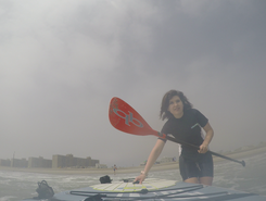 Rockaway spot de stand up paddle en États-Unis